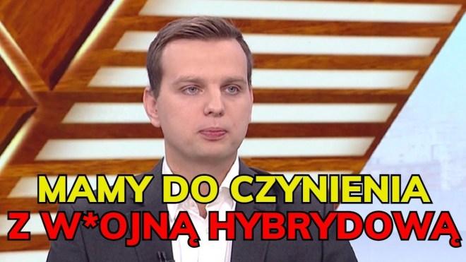 Jakub Kulesza wojna hybrydowa