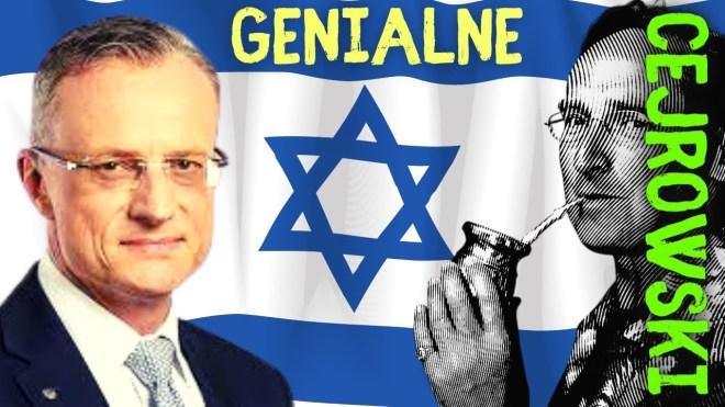 Wojciech Cejrowski o Izraelu