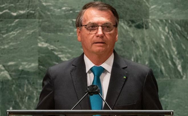 Jair Bolsonaro o paszportach covidowych i segregacji sanitarnej