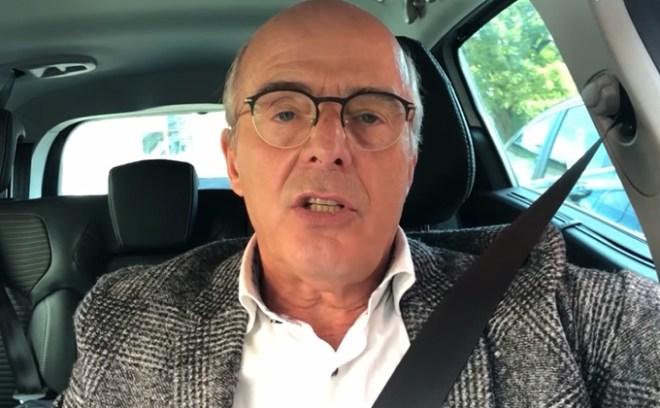 Jan Pospieszalski o szczepieniach i Kościele