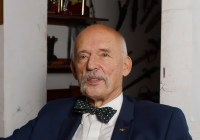Janusz Korwin-Mikke lockdown Białoruś