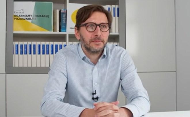 Krzysztof Szczawiński o Covid