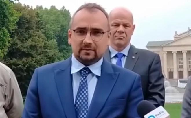 mecenas Wawrzyniak o segregacji sanitarnej