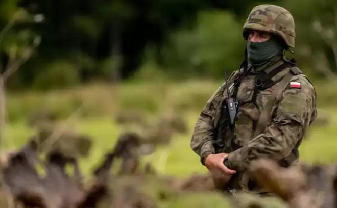 wojna hybrydowa Polska Białoruś
