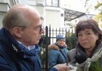Jan Pospieszalski i Dorota Sienkiewicz