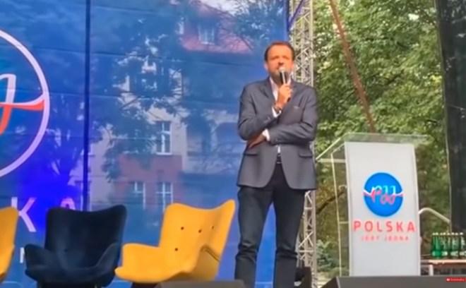 mecenas Paweł Nogal