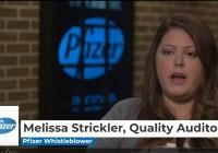 Melissa Strickler Pfizer