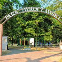 Park Wrocławski w Lubinie - darmowa ptaszarnia, mini zoo oraz dinozaury