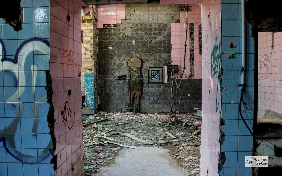 Opuszczony szpital w Brandenburgii - BEELITZ - Urbex Softcore