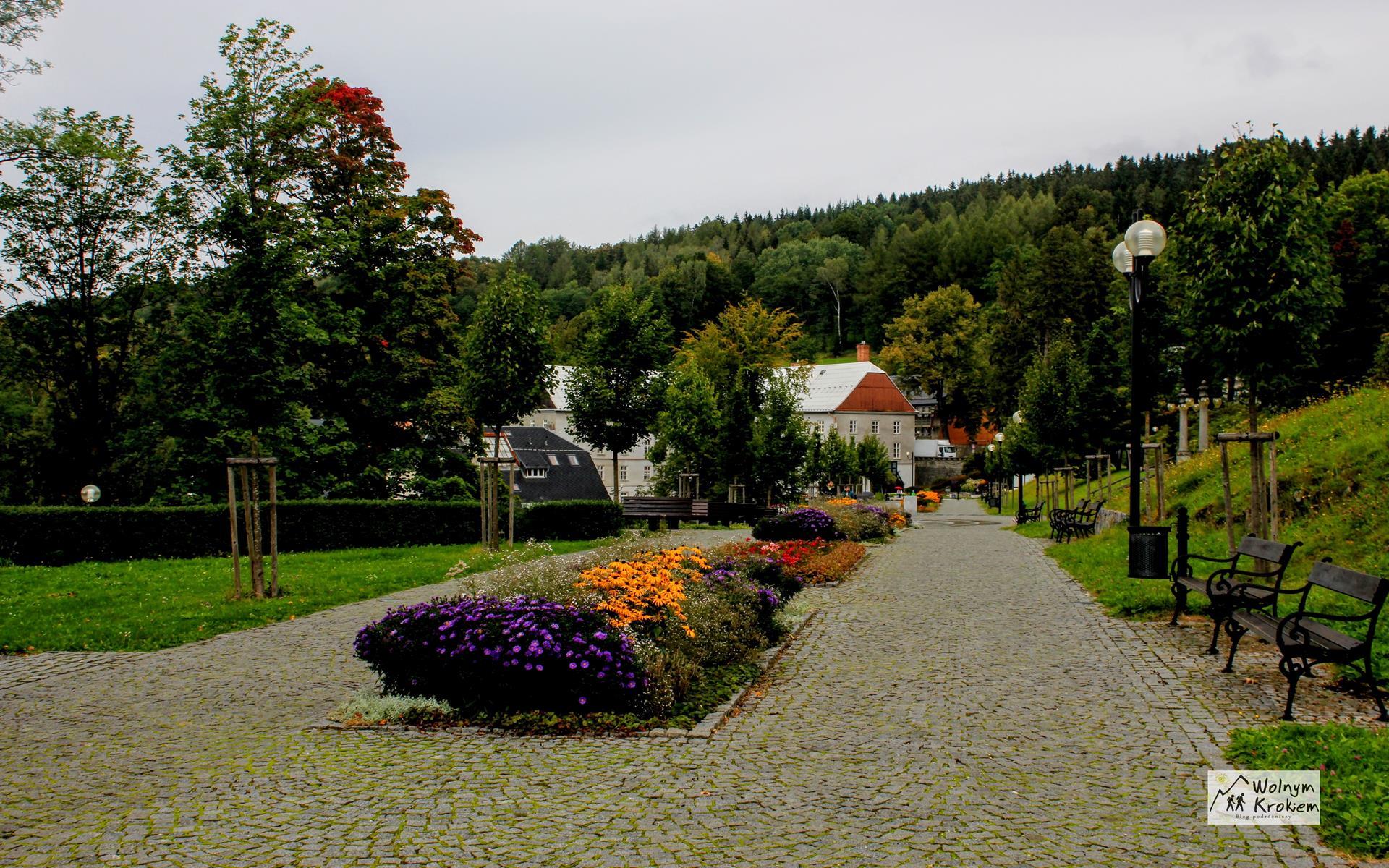 Jesenik Jesionik uzdorwisko Priessnitz