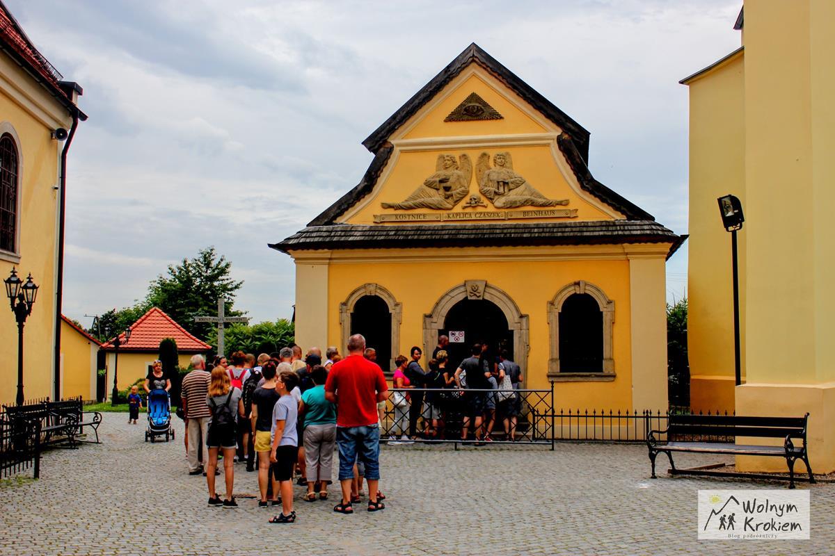 Kaplica Czaszek w Czermnej w Kudowie Zdrój