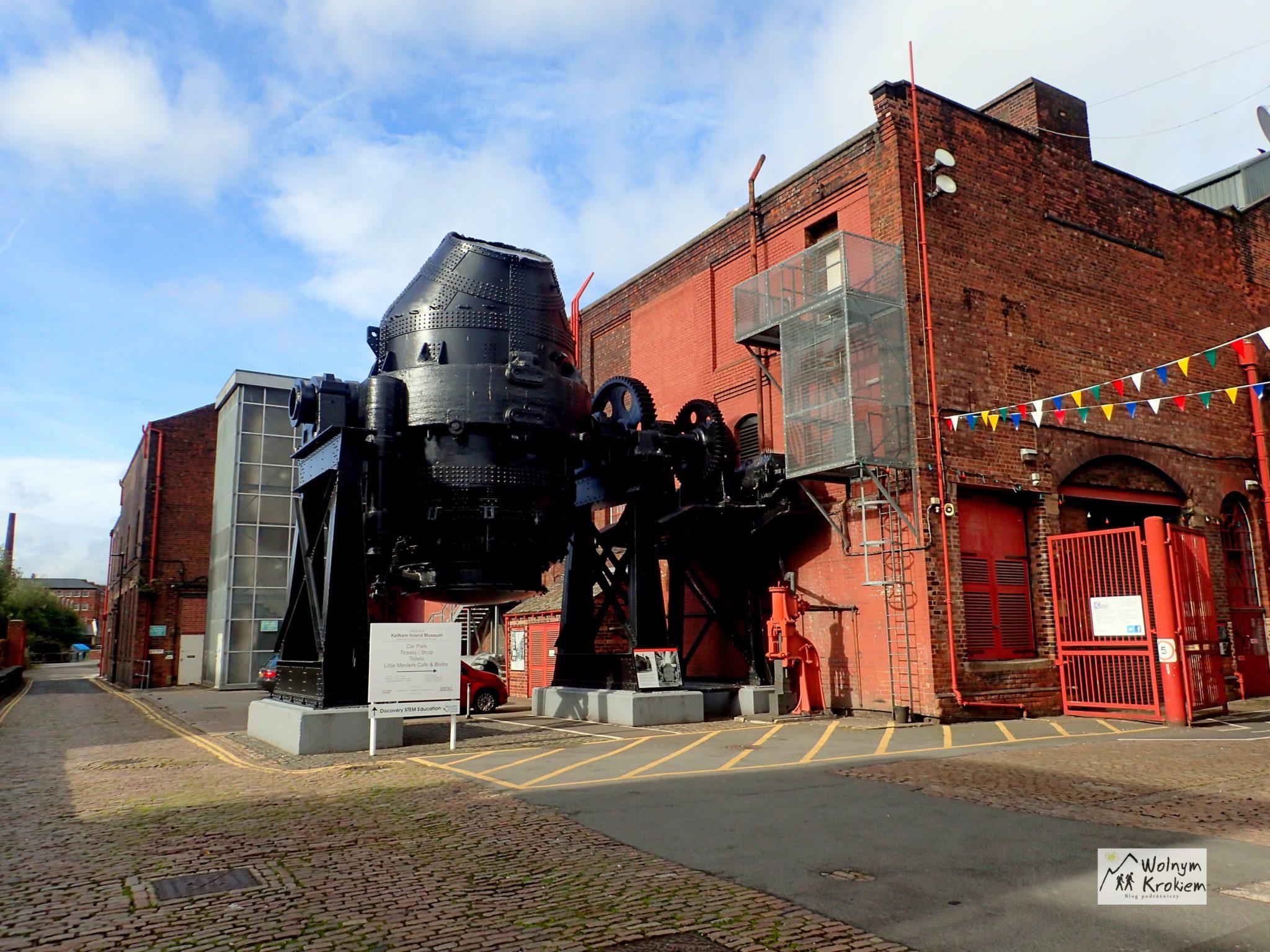 muzeum Stali i przemysłu Kelham Shffield