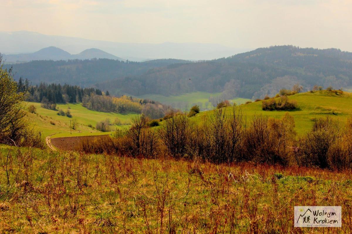 Poręba (Góry Kaczawskie) - 671 m - Sudecki Włóczykij