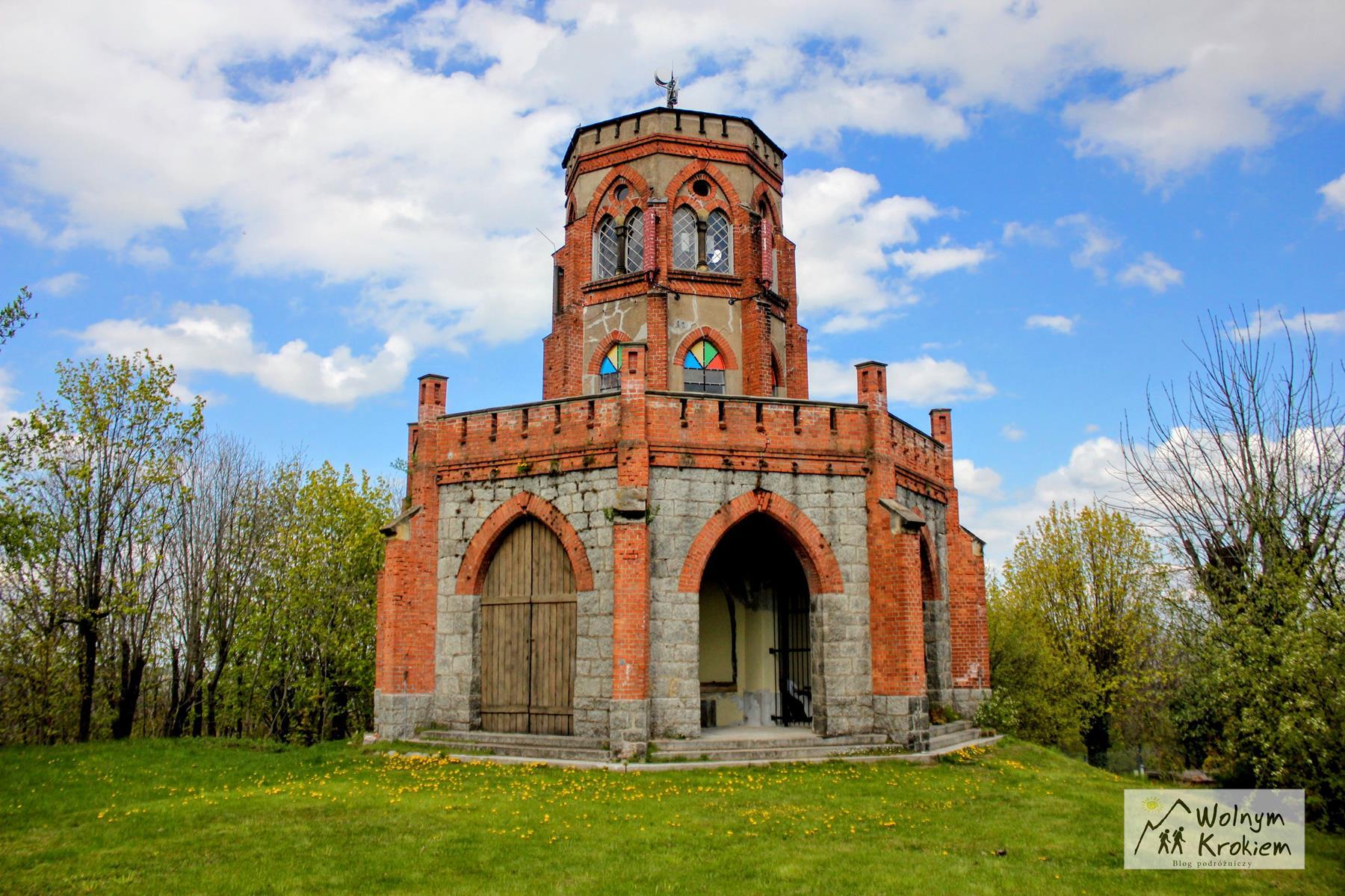 Wieżyca wieża widokowa - Sudecki Włóczykij