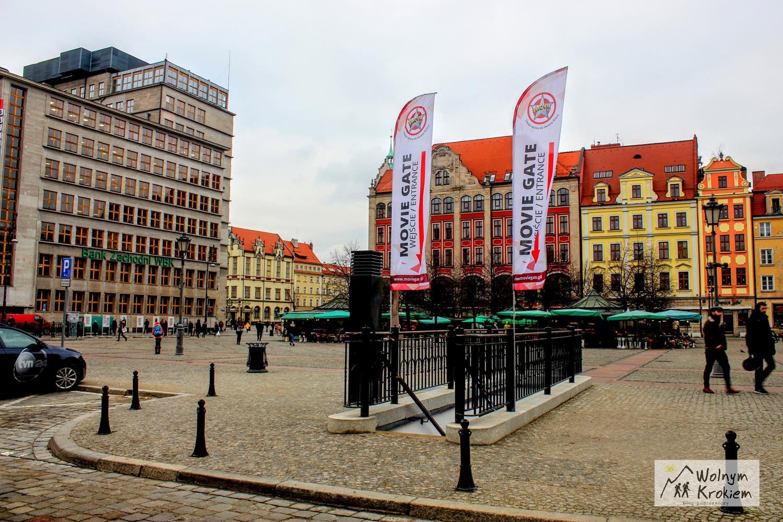 Movie Gate - podziemia Dolnego Śląska, Plac Solny Wrocław