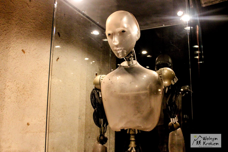 Robot z filmu Ja, Robot (I, Robot)