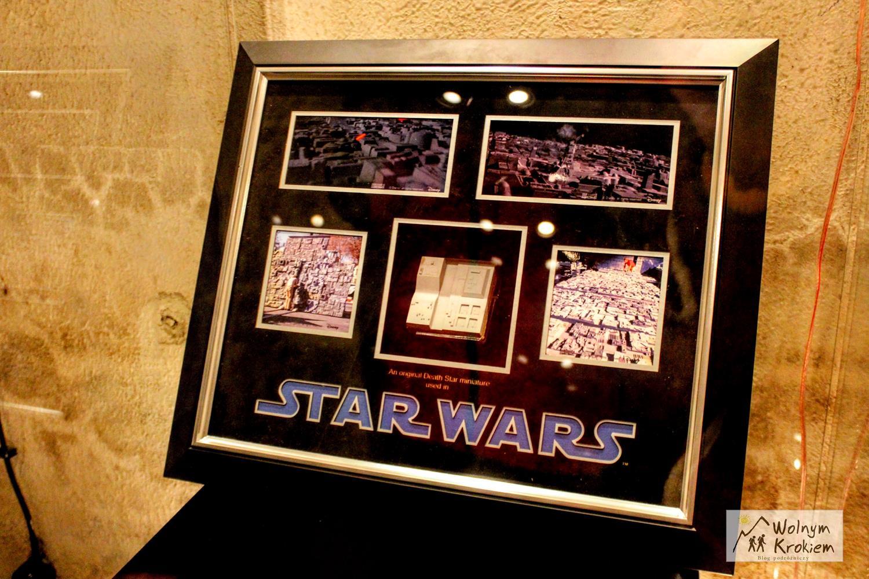 Część Gwiazdy Śmierci z filmu Star Wars | MovieGate