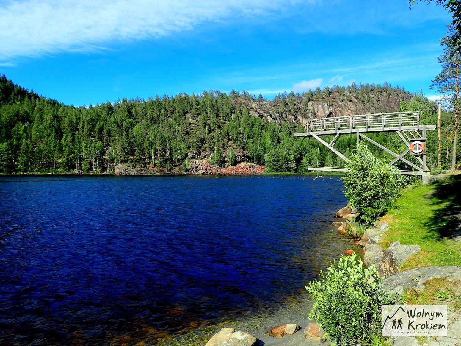 Gygrestole jezioro