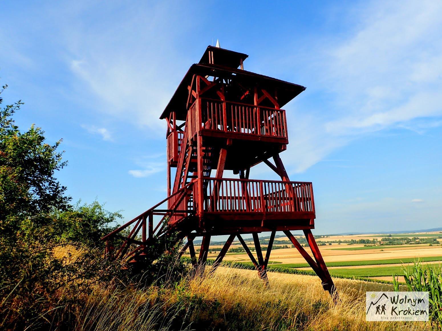 wieża widokowa Kawia Góra