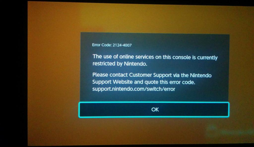 Switch Are Nintendo Really Banning Hack Enthusiasts