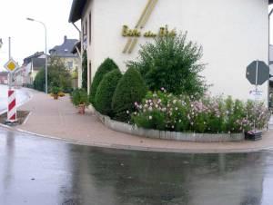 Einmündung Holsthumer Straße - nachher