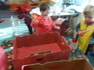 Nursery - Santa's Sleigh
