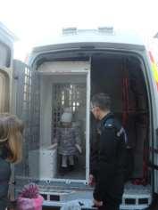 Nursery - Police Visit