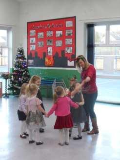 Nursery - Christmas party
