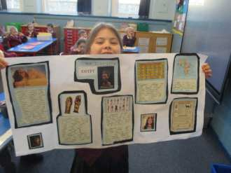 Y3 - Egyptian project