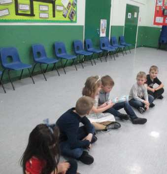 Y1 - Christmas Party
