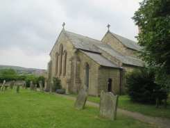 Y2 - Church Visit
