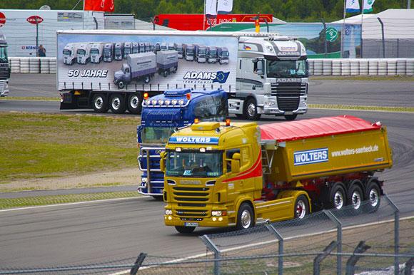 """Firma Wolters macht den ersten Platz beim """"Trucker wählt den Supertruck 2011"""""""