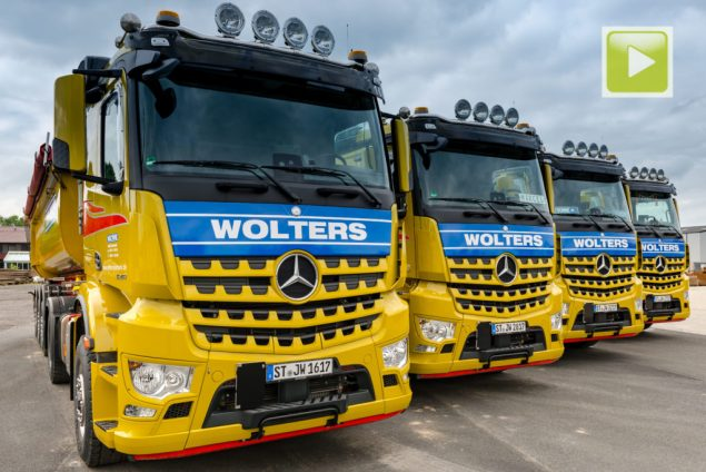 Wolters Flotte