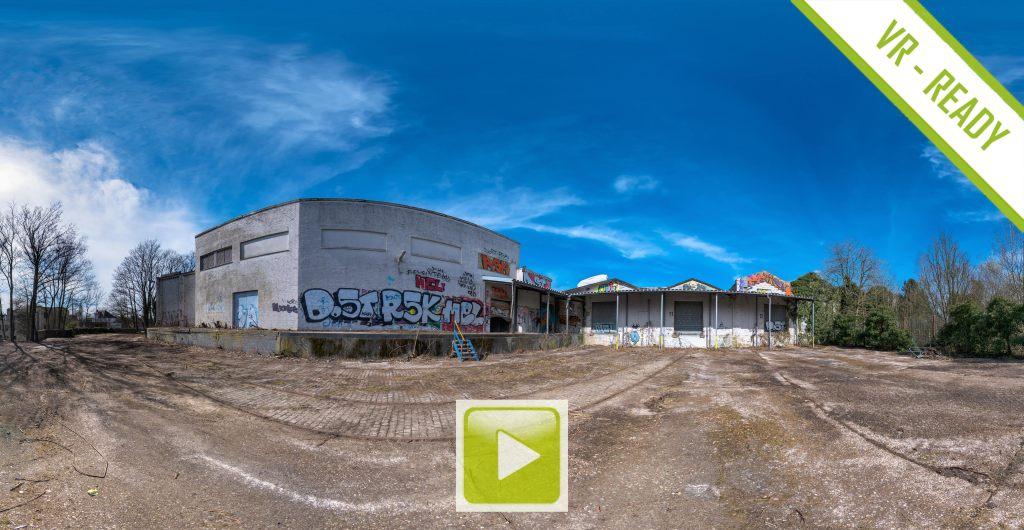 Abriss der alten Fabrik Schilgen – Ein virtueller Rundgang
