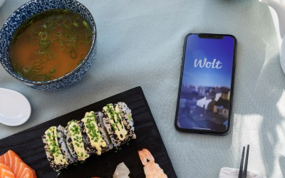 Wolt mobilflotta / Mobile fleet