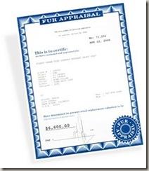 fur-appraisal-certificate
