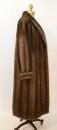 Ladies Blue Iris Coat 015146