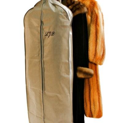 Personalized Fur Storage Bag