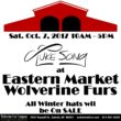 poster wolverine fur companu hosting luke song