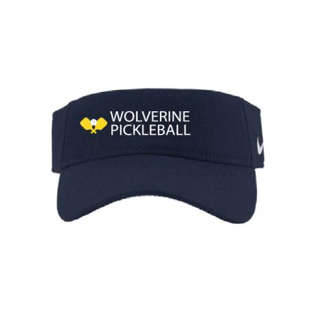 Wolverine Pickleball Visor