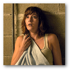 10 Cloverfield Lane - Mary Elizabeth Winstead as Michelle