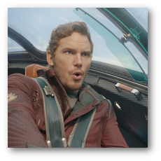 Guardians of the Galaxy - Chris Pratt as Peter Quill / Star-Lord