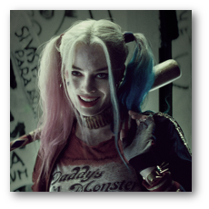 Suicide Squad - Margot Robbie as Harleen Quinzel a.k.a. Harley Quinn