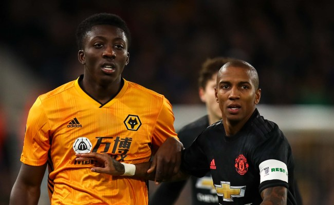 Wolves Vs Man United Match Gallery Wolverhampton