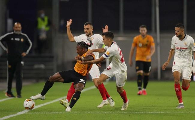 Wolves 0 1 Sevilla Match Report Wolverhampton Wanderers Fc
