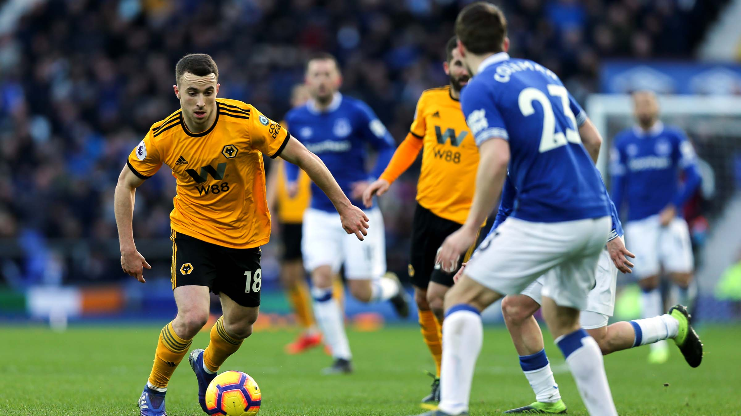 Everton Vs Wolves 5 Things We Spotted Wolverhampton