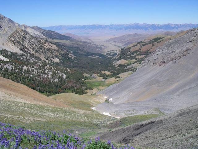 View Toward Lemhi Range © Katie Fite 2008