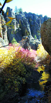 Current Creek, Owyhee Canyonlands © Brian Ertz