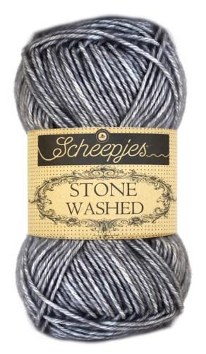wolzolder Scheepjes Stone Washed - 802 -Smokey Quartz