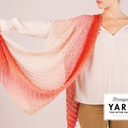 Dream Catcher Shawl YTAP 15 Wolzolder3